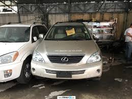 lexus rx 400h white lexus rx 400h gold full option new arrival in phnom penh on