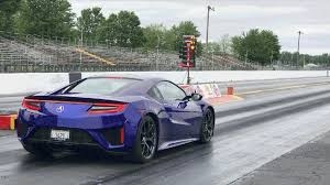 acura supercar 2017 2017 acura nsx here u0027s what launch control looks like in acura u0027s