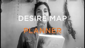 Desire Map Danielle Laporte U0027s 2017 Desire Map Planner Youtube