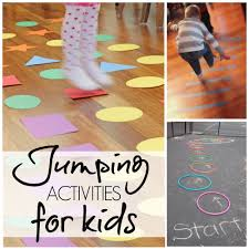 10 jumping activities for kids the realistic mama