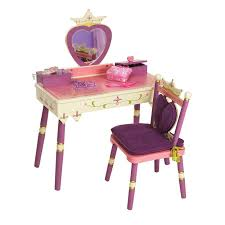 Childrens Vanity Tables Princess Vanity Table U0026 Chair Set By Levels Of Discovery
