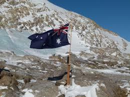 Antarctic Flag Cape Bruce U2014 Australian Antarctic Division