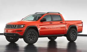jeep truck 2016 jeep truck rendering based on the grand leaves us