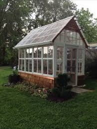 Garden Shed Greenhouse Plans Salvaged Window Garden Sheds Creative Ways Sheds Have Been Built