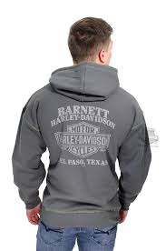 harley davidson mens genuine original contrast stitch full zip