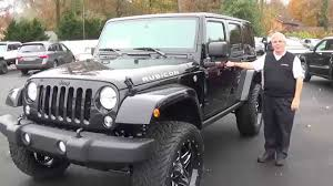 willys jeep lifted lifted 2016 jeep wrangler unlimited walkaround at millsboro jeep