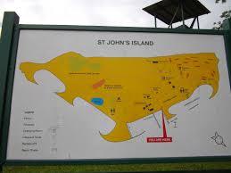 Us Topographic Map U S Virgin Islands Topographic Maps At St John Island Map