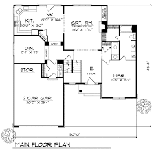 traditional style house plan 3 beds 2 5 baths 2018 sq ft plan