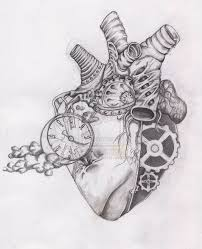 the 25 best heart drawings ideas on pinterest heart sketch