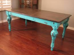 Dining Tables  Distressed Dining Tables Shabby Chic Dining Table - Distressed kitchen tables