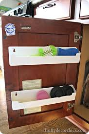 kitchen cabinet sponge holder 14 kitchen organization ideas kitchen sink organization sinks and