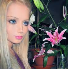 human barbie doll family valeria lukyanova a real life barbie doll