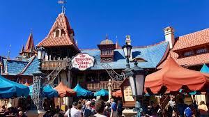 table service magic kingdom pinocchio village haus in fantasyland at the magic kingdom to begin