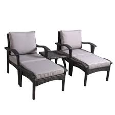 Christopher Knight Home Swinging Egg Outdoor Wicker Chair by Manhattan Grey Wicker 5 Piece Chat Set U2013 Denise Austin Home