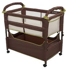 Annabelle Mini Crib by Co Sleeper Crib Arms Reach Co Sleeper Baby Bed Bassinet Side
