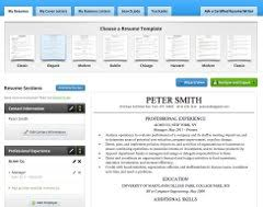 Online Resume Checker by Resume Builder Free Online Resume Builder