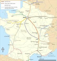 Ryanair Route Map by High Speed Trains In France U2013 Tgv Idtgv U0026 Ouigo
