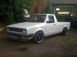 volkswagen caddy pickup lifted vw caddy rwd ca18det retro rides