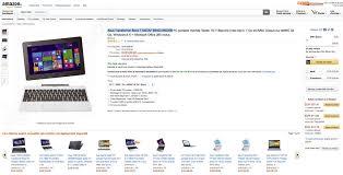 amazon black friday asus transformer cyber monday amazon pc portable tablette 23 asus transformer