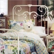 White Metal Headboard White Wrought Iron Headboard Queen Foter