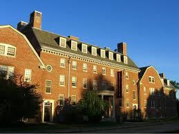 Umass Campus Map Butterfield Hall Youmass