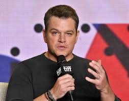 matt damon downsizing press conference 42nd toronto