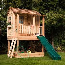Playhouses For Backyard by Playhouses On Hayneedle U2013 Kids Play Houses For Sale