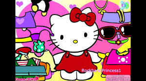 Hello Kitty Halloween Decorations by Hello Kitty Online Games Hello Kitty Clothing Dress Up Game Youtube