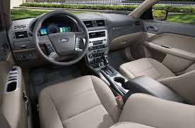 Ford Explorer Hybrid - ford shifting gears