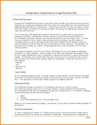 5 simple business plan template word outline templates cmerge