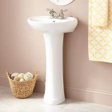ideas bathroom pedestal sink throughout artistic garvey