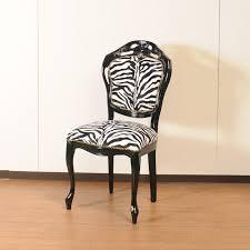 Zebra Dining Chairs Import Interior Aper Rakuten Global Market Zebra Pattern