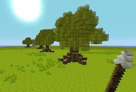 vanilla trees vs custom trees discussion minecraft java