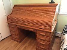 oak roll top desks ebay