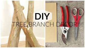 branch decor tree branch decor part 1