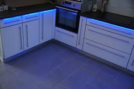 led pour cuisine deco led eclairage idées déco pour les cuisines