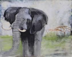 joyce u0027s elephant paintings