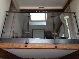 garde corps bois escalier interieur contigiani contigiani toulouse réalise vos garde corps design et