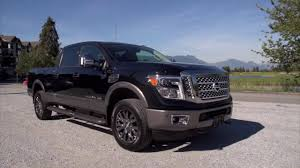 nissan titan long travel 2017 nissan titan xd incredible towing hauling capability west