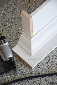 How To Build Fireplace Mantel Shelf - diy fireplace mantel the idea room