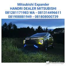 mitsubishi expander putih mitsubishi expander promo mitsubishi expander 081281171983 wa