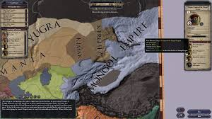 Mongol Empire Map Crusader Kings Ii Horse Lords Review Pc