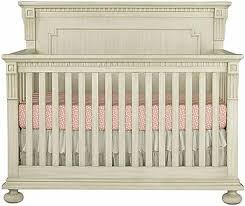 White Convertible Baby Crib Oxford Baby Mid Century Claremont 4 In 1 Convertible Crib