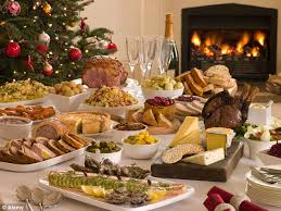 Festive Dinner Party Menu - christmas day ruined for 34 people struck down by food poisoning