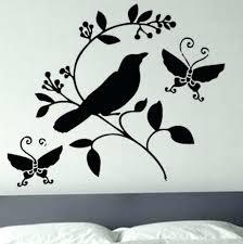 wooden bird wall decor kite wall hanging hawk wood burning