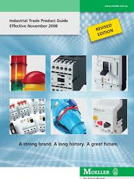 moeller australia 2008 industrial trade product guide switch