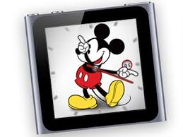 mickey mouse easter eggs apple s mickey mouse on the ipod nano keeps time business