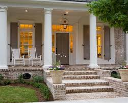 Brick Stairs Design Front Porch Stairs Bing Curved Front Porch Steps Porch