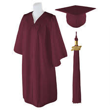 graduation gown and cap black graduation cap gown ebay