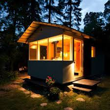 tiny portable homes we love outside online